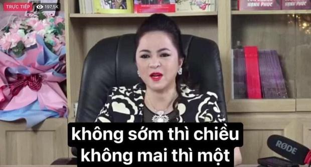 Bà Phương Hằng được cư dân mạng vote đi thi Rap Việt: Đúng chuẩn người chơi hệ gieo vần! - Ảnh 3.