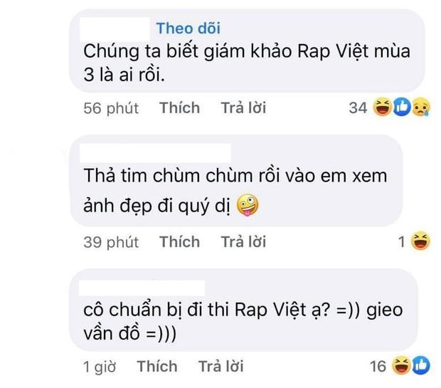 Bà Phương Hằng được cư dân mạng vote đi thi Rap Việt: Đúng chuẩn người chơi hệ gieo vần! - Ảnh 5.