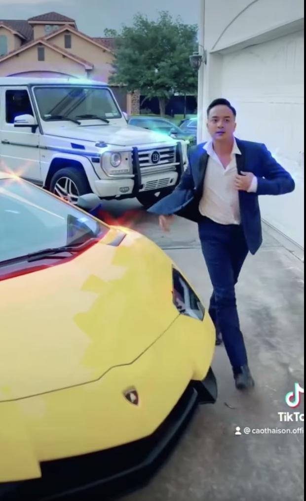 Khoe ảnh chạy siêu xe chất lừ, Cao Thái Sơn bị netizen nhắc nhở ý thức tham gia giao thông, phải vội vàng giải thích - Ảnh 5.
