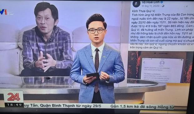 VTV đưa tin về NS Hoài Linh và câu chuyện từ thiện trên Chuyển Động 24h: Đã đến lúc cần có những quy định pháp luật cụ thể - Ảnh 3.