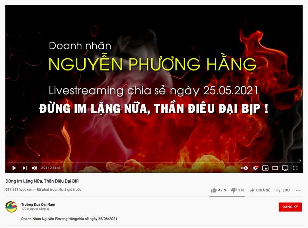 Buổi livestream của bà Phương Hằng hút gần 500K người xem, gấp 12 lần sức chứa sân Mỹ Đình, thiết lập luôn nhiều thành tích khủng! - Ảnh 11.