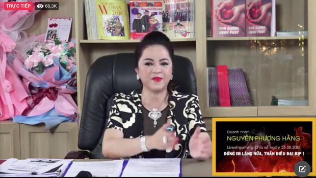 Hơn 300k người xem livestream bà Phương Hằng sau 30p, và vẫn đang tăng! - Ảnh 7.