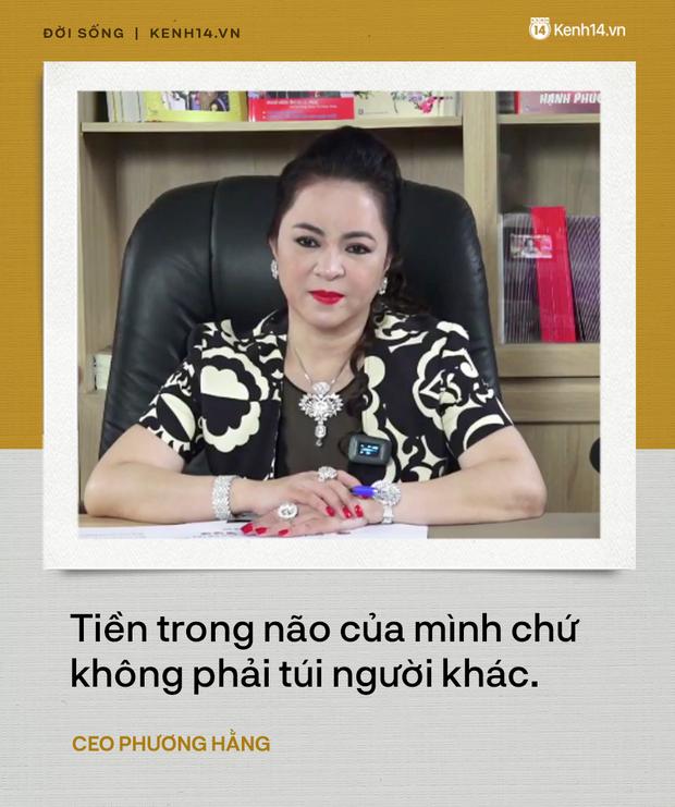 Chốt lại loạt phát ngôn rúng động của bà Phương Hằng trong livestream có nửa triệu người hóng hớt - Ảnh 3.