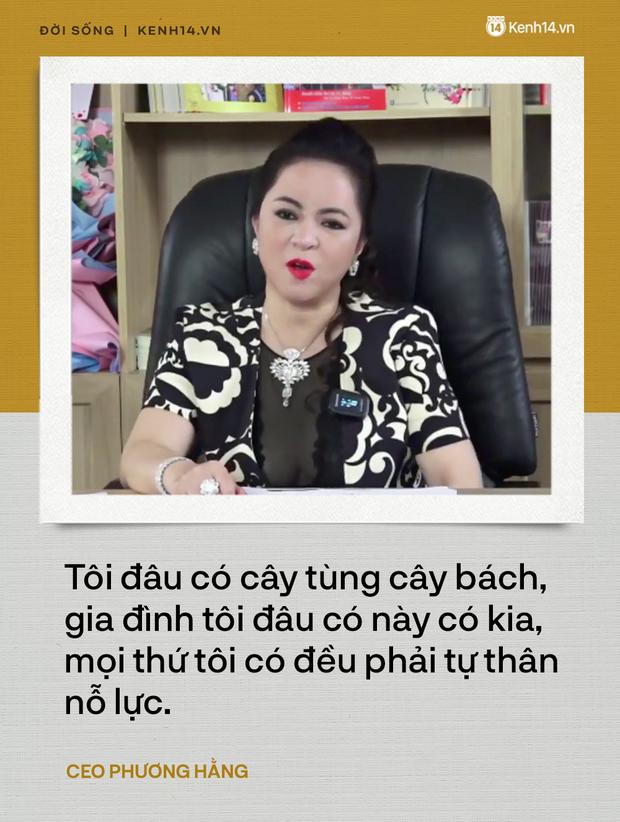 Chốt lại loạt phát ngôn rúng động của bà Phương Hằng trong livestream có nửa triệu người hóng hớt - Ảnh 9.