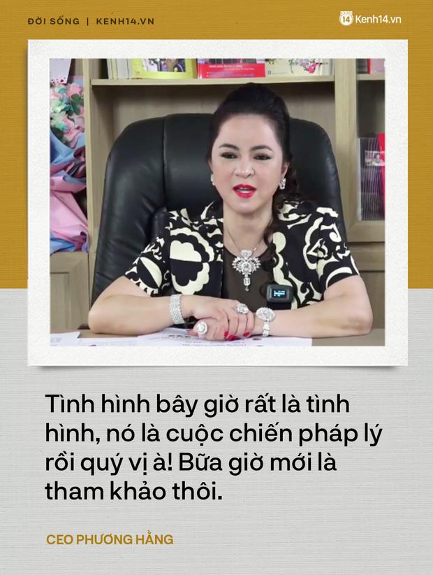 Chốt lại loạt phát ngôn rúng động của bà Phương Hằng trong livestream có nửa triệu người hóng hớt - Ảnh 11.