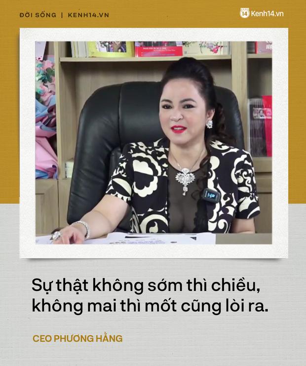Chốt lại loạt phát ngôn rúng động của bà Phương Hằng trong livestream có nửa triệu người hóng hớt - Ảnh 5.