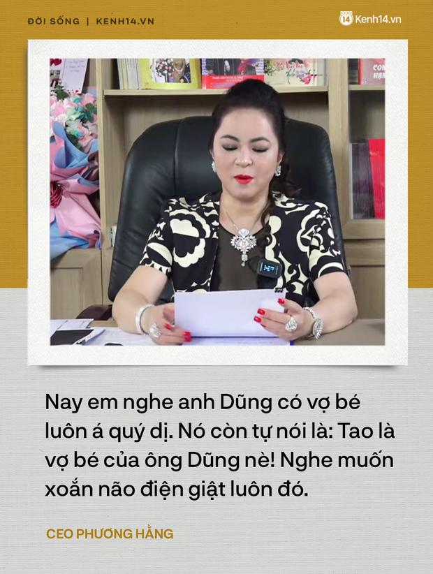 Chốt lại loạt phát ngôn rúng động của bà Phương Hằng trong livestream có nửa triệu người hóng hớt - Ảnh 7.