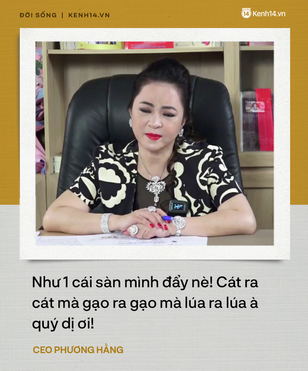 Chốt lại loạt phát ngôn rúng động của bà Phương Hằng trong livestream có nửa triệu người hóng hớt - Ảnh 15.