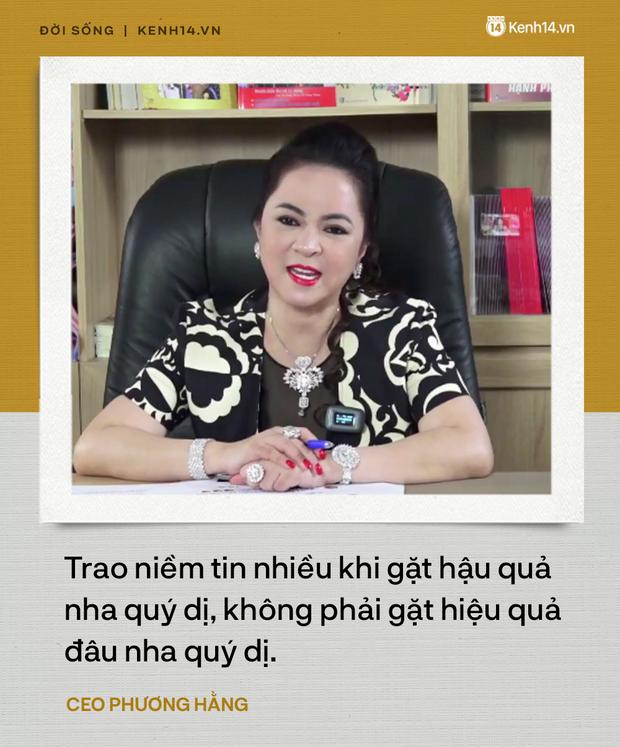 Chốt lại loạt phát ngôn rúng động của bà Phương Hằng trong livestream có nửa triệu người hóng hớt - Ảnh 13.