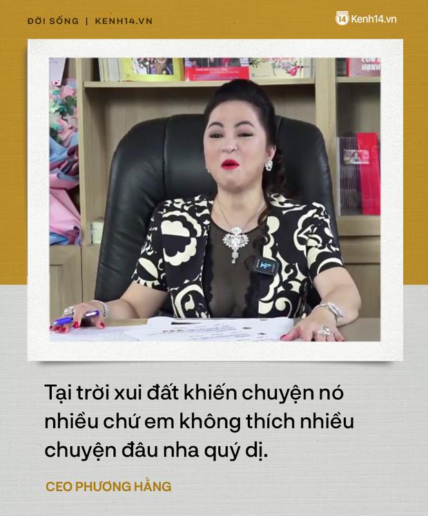 Chốt lại loạt phát ngôn rúng động của bà Phương Hằng trong livestream có nửa triệu người hóng hớt - Ảnh 17.