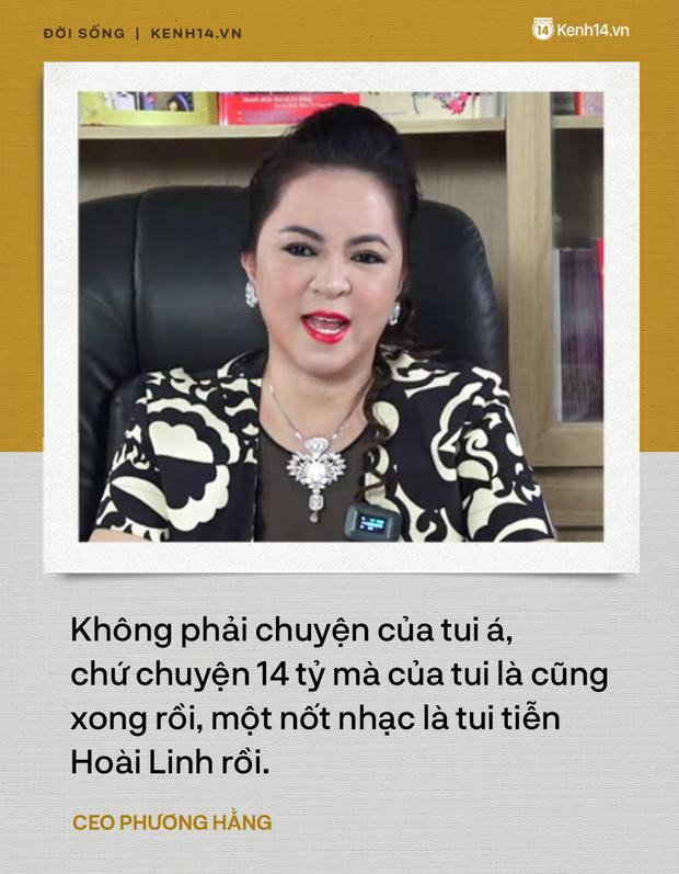 Chốt lại loạt phát ngôn rúng động của bà Phương Hằng trong livestream có nửa triệu người hóng hớt - Ảnh 23.