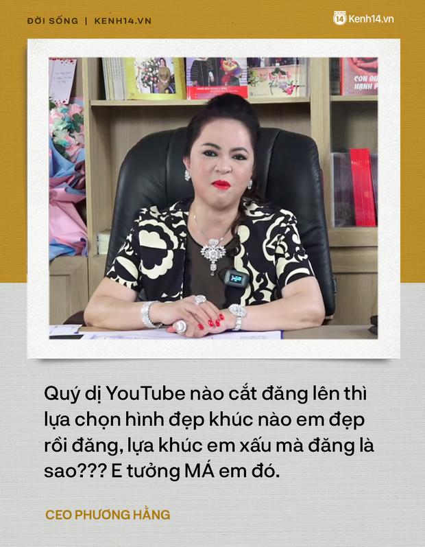 Chốt lại loạt phát ngôn rúng động của bà Phương Hằng trong livestream có nửa triệu người hóng hớt - Ảnh 25.