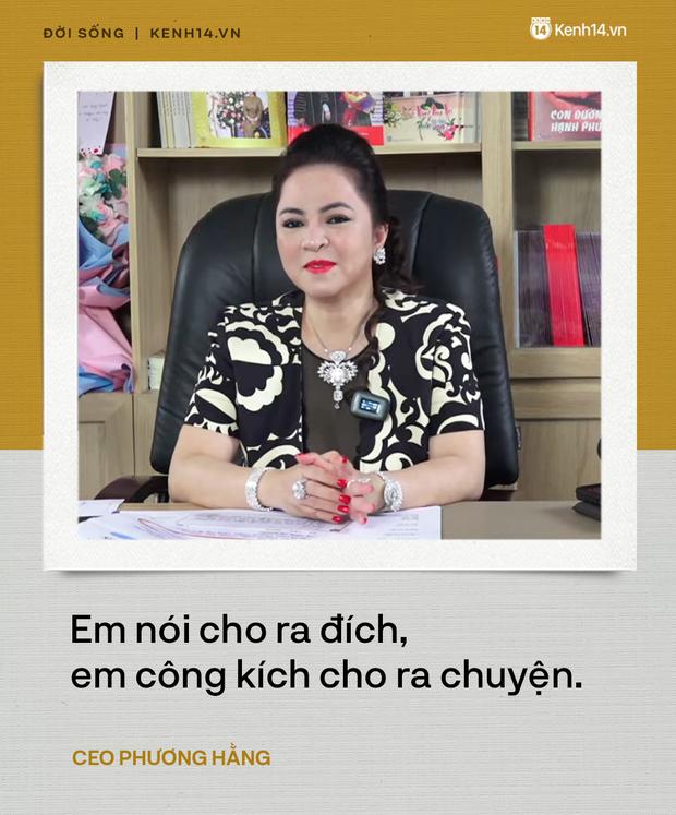 Chốt lại loạt phát ngôn rúng động của bà Phương Hằng trong livestream có nửa triệu người hóng hớt - Ảnh 27.