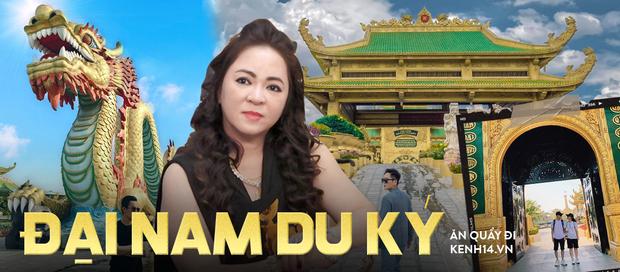 Flycam toàn cảnh khu Đại Nam của bà Phương Hằng từ trên cao: Hoành tráng đến khó tin, bảo sao mà gần đây lại trở thành tâm điểm - Ảnh 3.