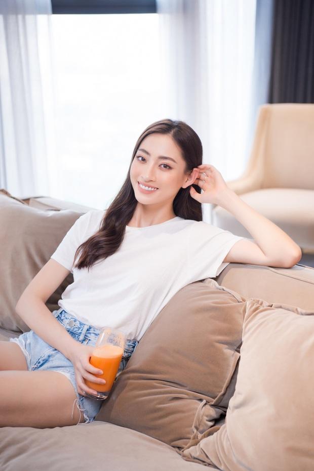Lương Thuỳ Linh tậu penthouse tiền tỷ ở tuổi 21, nhìn gia tài của nàng hậu Gen Z mà ngưỡng mộ quá đi! - Ảnh 10.