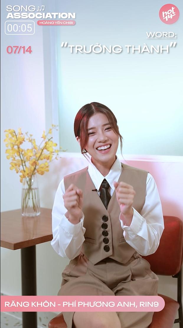 Hoàng Yến Chibi cover Răng Khôn của Phí Phương Anh, hát bolero rất ngọt mỗi tội... quên lời! - Ảnh 6.