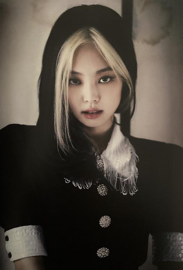 Dàn idol hiếm hoi có khí chất nhà Slytherin: Ma cà rồng V (BTS) và nam thần lai hớp hồn, Krystal - Jennie đối đầu - Ảnh 6.