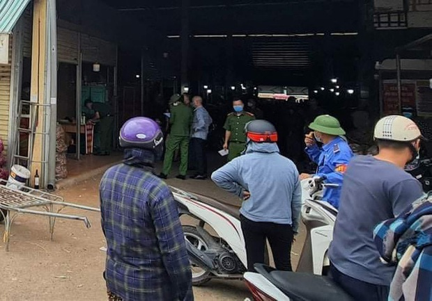 Hung thủ giết chủ ki-ốt ở chợ đầu mối Thanh Hóa đã bị bắt giữ - Ảnh 2.