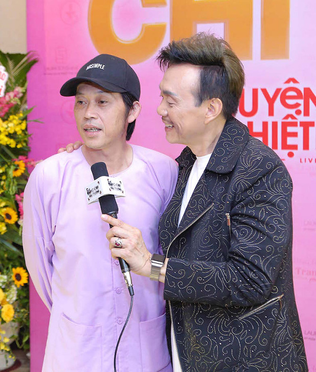 Netizen khui clip cố NS Chí Tài và vợ ca sĩ Khánh Bình tiết lộ NS Hoài Linh thích đánh bài và chơi số, có lần thua cả tỷ đồng? - Ảnh 2.