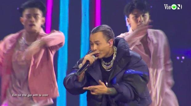 Từ HLV đến thí sinh đều cháy hết mình, Rap Việt All-Star Concert lập luôn thành tích công chiếu đầy ấn tượng - Ảnh 6.