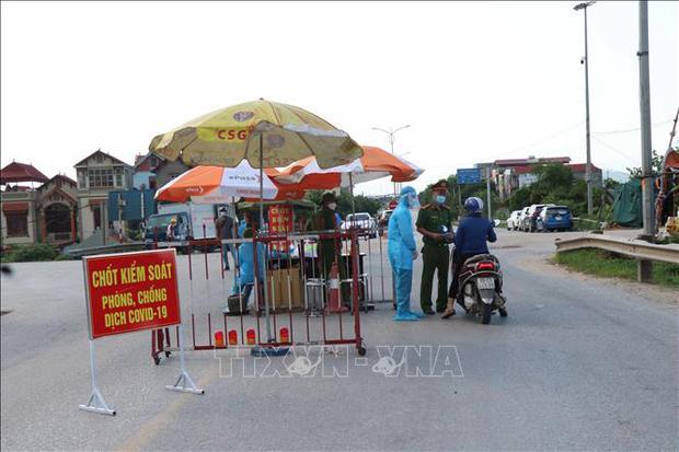 Bắc Ninh: Tạm đình chỉ công tác Chủ tịch xã để xuất hiện chùm 17 ca mắc COVID-19 - Ảnh 1.