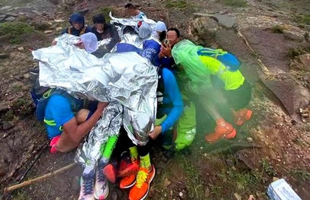 Trung Quốc hoãn, hủy hàng loạt giải chạy việt dã sau sự kiện 21 người thiệt mạng - Ảnh 1.