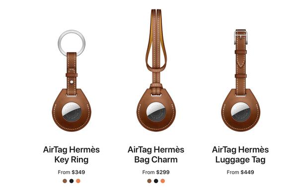 Giá tới 8 triệu, vậy mà móc khoá Hermes cho AirTag mới dùng vài hôm đã hỏng - Ảnh 2.