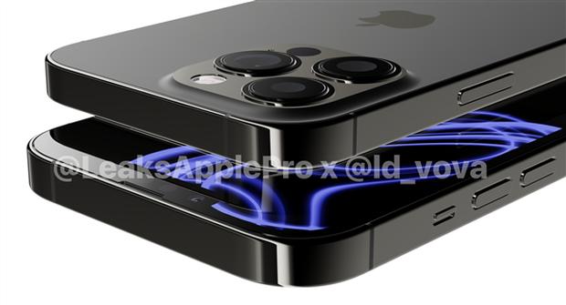 Đây là thiết kế hoàn thiện của iPhone 13 Pro - Ảnh 1.