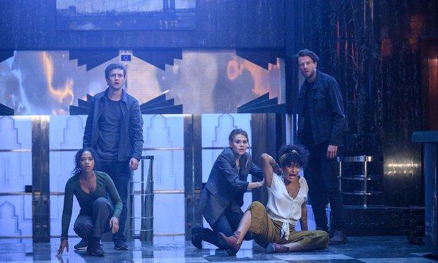 Phim kinh dị Escape Room tung hình ảnh mùa 2 nghẹt thở, nội dung phong cách all stars gây tò mò cực độ - Ảnh 4.