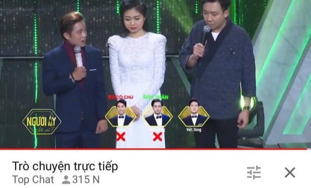 Livestream bà Phương Hằng cán mốc nửa triệu người xem, xô đổ kỷ lục Người Ấy Là Ai chỉ trong 30 phút! - Ảnh 3.