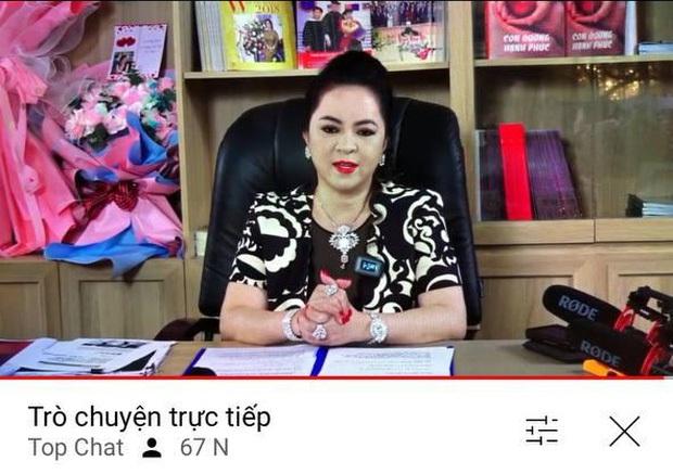 Livestream bà Phương Hằng cán mốc nửa triệu người xem, xô đổ kỷ lục Người Ấy Là Ai chỉ trong 30 phút! - Ảnh 1.