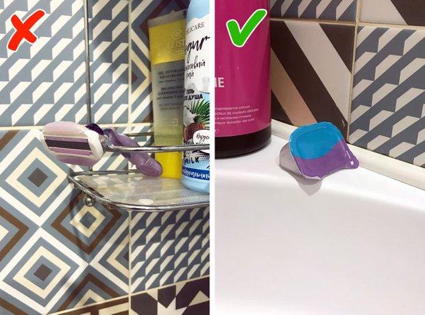 Những món đồ không nên để trong nhà tắm dù có tiện đến mấy vì dễ rước bệnh vào người, 99% mọi người đều mắc lỗi ít nhất vài ba thứ - Ảnh 9.