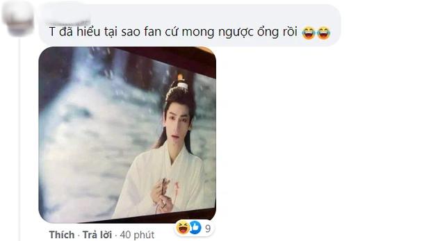 Đam mỹ Hạo Y Hành leak loạt ảnh cực hot: La Vân Hi ói máu đẹp đến mức fan đòi ngược nhiều chút? - Ảnh 4.