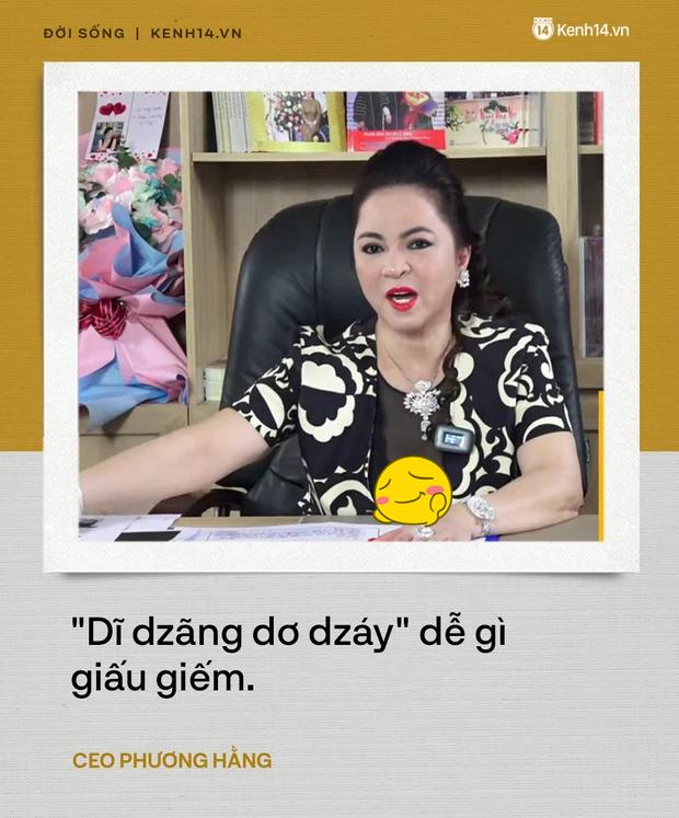 Đại gia Phương Hằng đúng là trùm văn vở Tiếng Việt, phân tích kỹ quả đúng là lời nói của người nhiều tiền - Ảnh 2.