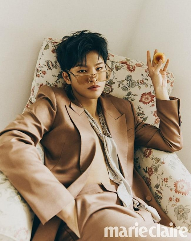 Giảm cân là cách trùng tu nhan sắc nhanh nhất: Nhìn màn lột xác của cặp đôi màn ảnh mới Park Bo Young - Seo In Guk là rõ! - Ảnh 18.