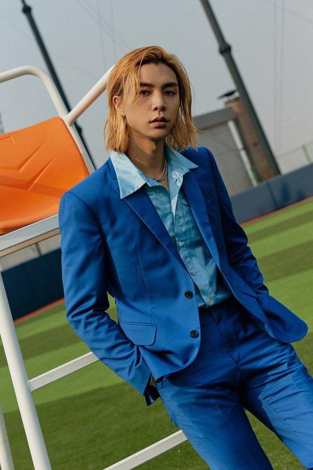 Idol định nghĩa combo cao - đẹp - tóc vàng hoe trong Kpop: Rosé - Yuna như công chúa, đại diện BTS - SEVENTEEN gây bất ngờ - Ảnh 24.