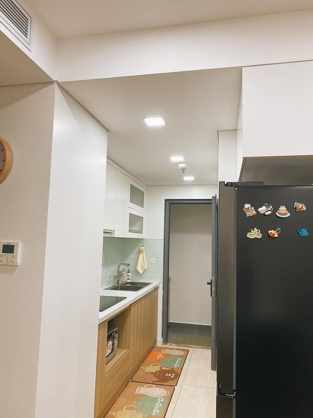 Mua chung cư 72m2, vợ chồng mới cưới tự tay thiết kế từng góc theo phong cách Hàn Quốc, chơi thêm cả bể cá ban công - Ảnh 7.