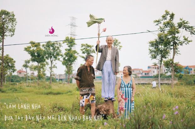 Bộ ảnh bắt trend MV Trốn Tìm đáng yêu hết nấc: Các cụ ở trung tâm dưỡng lão rất thích Đen Vâu - Ảnh 6.