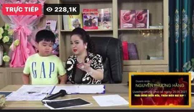 Kênh YouTube giả mạo tài khoản con trai bà Phương Hằng mọc lên như nấm khiến cộng đồng mạng phẫn nộ - Ảnh 1.