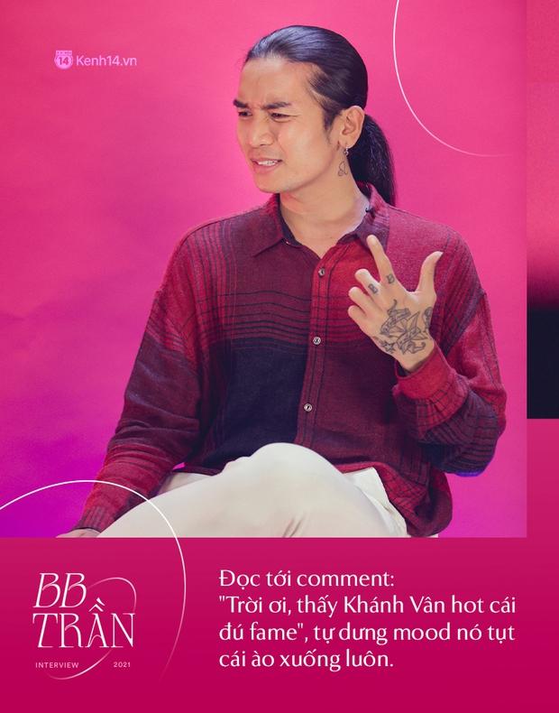 Khánh Thành BB Trần chia sẻ khi bị nói ké fame Khánh Vân: Mình nên giỡn một cách chừng mực, kiểm soát ngôn ngữ hơn - Ảnh 4.