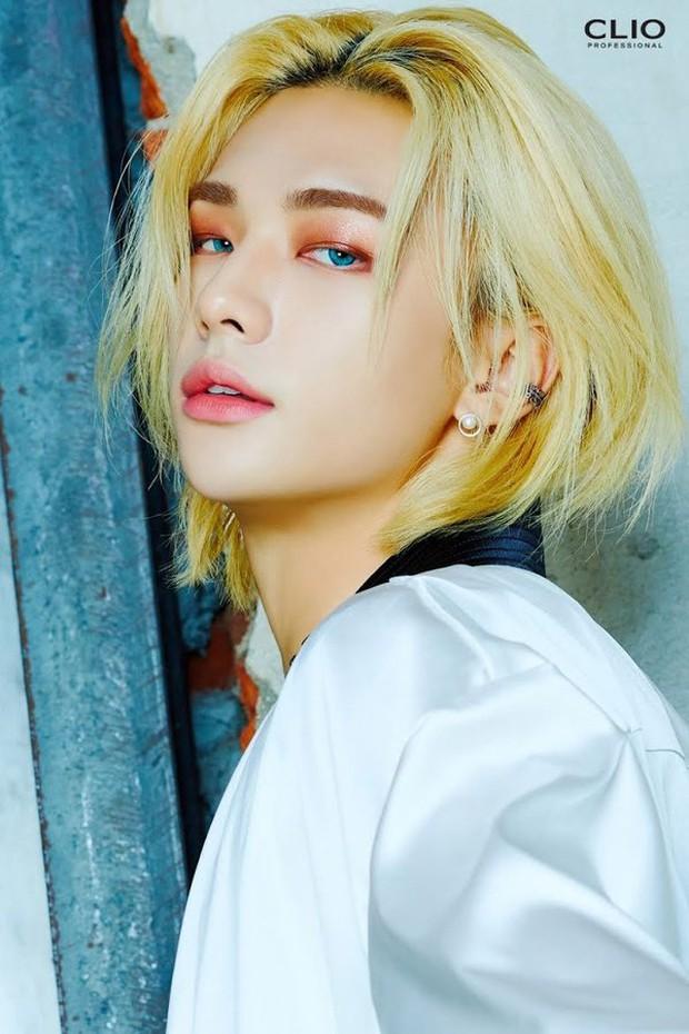 Idol định nghĩa combo cao - đẹp - tóc vàng hoe trong Kpop: Rosé - Yuna như công chúa, đại diện BTS - SEVENTEEN gây bất ngờ - Ảnh 26.