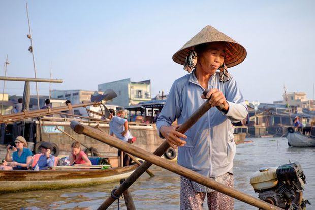 Chu du châu Á 210 ngày, nhiếp ảnh gia Ukraine đặc biệt phải lòng Việt Nam, tung bộ ảnh 3 miền non nước đẹp đến mê hoặc - Ảnh 4.