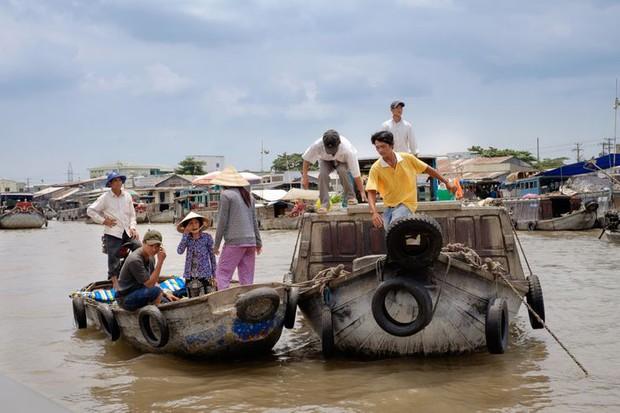 Chu du châu Á 210 ngày, nhiếp ảnh gia Ukraine đặc biệt phải lòng Việt Nam, tung bộ ảnh 3 miền non nước đẹp đến mê hoặc - Ảnh 5.
