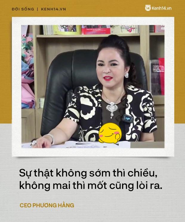 Đại gia Phương Hằng đúng là trùm văn vở Tiếng Việt, phân tích kỹ quả đúng là lời nói của người nhiều tiền - Ảnh 4.