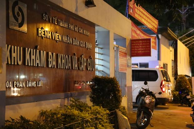 NÓNG: TP.HCM ghi nhận 1 ca nghi nhiễm Covid-19 làm việc tại Q.Phú Nhuận, từng đến BV Nhân dân Gia Định thăm khám - Ảnh 1.