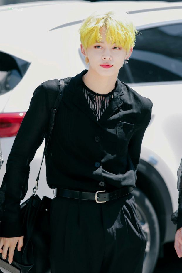 Idol định nghĩa combo cao - đẹp - tóc vàng hoe trong Kpop: Rosé - Yuna như công chúa, đại diện BTS - SEVENTEEN gây bất ngờ - Ảnh 14.