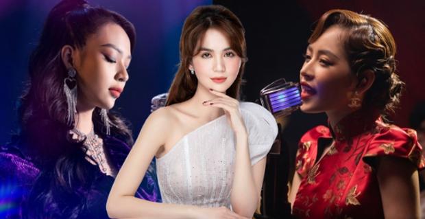 Ngọc Trinh khoe giọng hát trong phòng thu nhưng bị netizen cà khịa, phản ứng của chính chủ gây chú ý - Ảnh 8.
