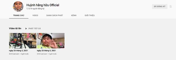 Kênh YouTube giả mạo tài khoản con trai bà Phương Hằng mọc lên như nấm khiến cộng đồng mạng phẫn nộ - Ảnh 2.