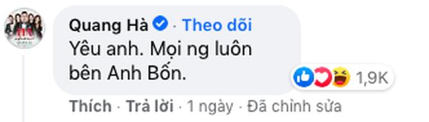 Netizen tràn vào ảnh đại diện của NS Hoài Linh giữa lùm xùm từ thiện, ca sĩ Quang Hà nhắn nhủ đến đàn anh một điều - Ảnh 3.