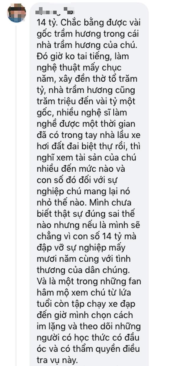 Netizen tràn vào ảnh đại diện của NS Hoài Linh giữa lùm xùm từ thiện, ca sĩ Quang Hà nhắn nhủ đến đàn anh một điều - Ảnh 10.